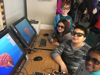 Science Lessons Come Alive in 3-D