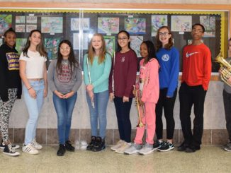 Student-Musicians Honored with All-County Selection