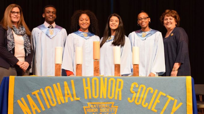 why should inducted national honor society New rochelle, ny -- new rochelle high school inducted 101 students into the national honor society earlier this week in a ceremony that highlighted the four standards that are central to a society member: leadership, character, service and scholarship.