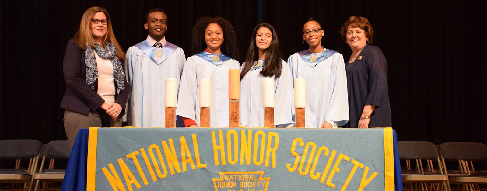 why should inducted national honor society The national honor society is a national organization that exists to recognize   of the national honor society, students must demonstrate strength in each area   students may be considered for induction into the mcclain chapter of the.